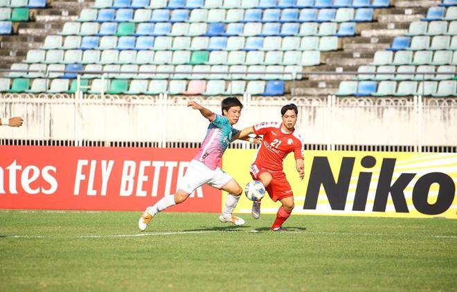 Công Phượng có màn ra mắt AFC Cup ấn tượng.