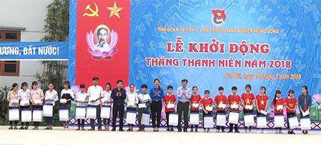 Tuổi trẻ Yên Bái đăng ký nhiều công trình, phần việc với tổng giá trị 2,7 tỷ đồng.