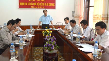 Ban tổ chức họp phận công nhiệm vụ cho các thành viên.