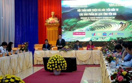 Hội thảo thu hút trên 100 công ty, doanh nghiệp du lịch, hãng lữ hành lớn trong cả nước tham dự