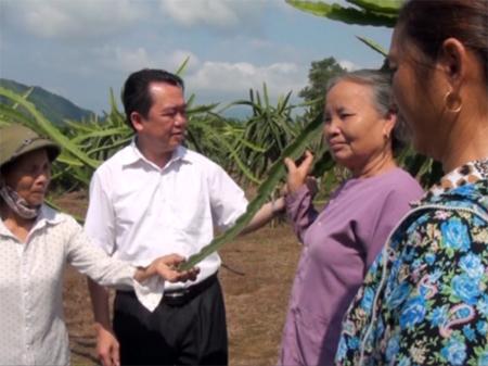 Đến nay, tỷ lệ hộ nghèo của huyện Văn Chấn đã giảm còn 8,3%.