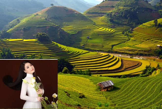 MV Bài ca hy vọng là sản phẩm đặc biệt đánh dấu 10 năm ca hát chuyên nghiệp của Đinh Trang.