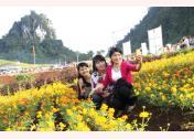 Vẻ đẹp của bình nguyên Khai Trung. Ảnh internet