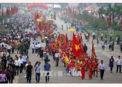 """Giỗ Tổ Hùng Vương-Lễ hội Đền Hùng năm Kỷ Hợi 2019 phải thực hiện tốt """"5 không""""."""