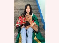Minh Anh trúng tuyển vào chương trình y khoa 7 năm của Đại học Sydney ngay sau khi tốt nghiệp trung học vào tháng 6. Ảnh: Nhân vật cung cấp
