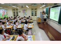 Nâng chuẩn quốc tế cho giáo viên tiếng Anh là chủ trương thiết thực và cần thiết. Ảnh tư liệu