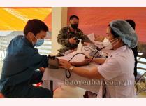 Đến 19h ngày 22/10, toàn tỉnh có 478.038 người đã được tiêm phòng COVID-19, trong đó 209.241 người đã tiêm đủ 2 mũi.