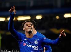 Chelsea cũng đã dễ dàng giành vé đi tiếp.