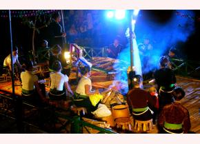 The Han Khuong festival of Thai people in Muong Lo is accredited as a national intangible cultural heritage.