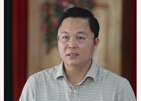 Tân Phó bí thư Quảng Nam Lê Trí Thanh.