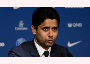 Chủ tịch PSG Nasser Al-Khelaifi bị truy tố với nhiều tội danh.
