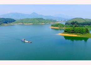 Yen Bai is calling for investment into Thac Ba Lake national tourism site – an attractive destination for tourists.