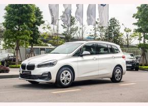 Một mẫu BMW Series đang được giảm giá tại Hà Nội.