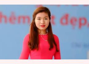 Đại biểu Quốc hội trẻ nhất Quàng Thị Nguyệt là người dân tộc Khơ Mú ở Điện Biên