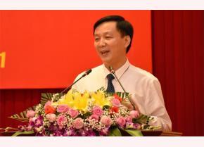 Đồng chí Hoàng Hữu Độ - Chủ tịch HĐND huyện Lục Yên khóa XXI, nhiệm kỳ 2021-2026.