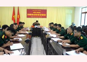 Các đại biểu tham dự tập huấn tại điểm cầu Yên Bái