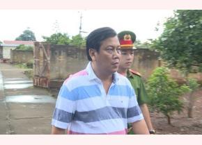 Cơ quan công an đã bắt giữ Trịnh Sướng để điều tra về hành vi sản xuất, mua bán hàng giả