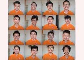 16 học sinh tham dự kỳ thi Toán học trẻ quốc tế 2021.