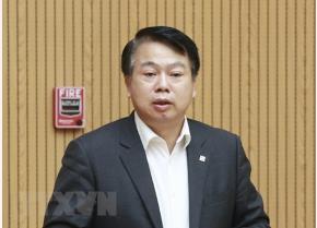 Ông Nguyễn Đức Chi, Chủ tịch Hội đồng Quản trị Tổng công ty Đầu tư và Kinh doanh vốn Nhà nước (SCIC) giữ chức Tổng Giám đốc Kho bạc Nhà nước.