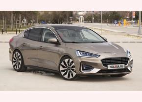 Xem trước Ford Focus 2022 - Đẹp lên nhiều phần khiến fan Việt tiếc nuối.