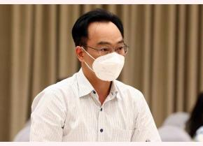 Thứ trưởng Bộ GD&ĐT Hoàng Minh Sơn.