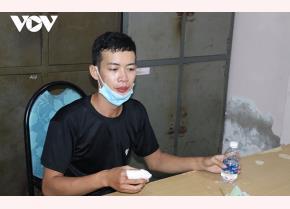 Đối tượng Lý Văn Phương.