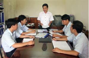 Cơ quan Kiểm tra - Thanh tra huyện Yên Bình triển khai kế hoạch kiểm tra công tác tiếp công dân và giải quyết đơn thư khiếu nại, tố cáo.