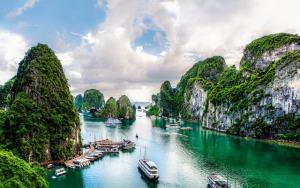Diễn đàn Du lịch ASEAN (ATF) 2019 do Việt Nam đăng cai sẽ diễn ra từ 14 đến 19-1-2019 tại TP Hạ Long. (Ảnh: internet)
