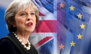 Thủ tướng Theresa May.
