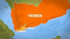 Bản đồ khu vực xảy ra vụ tấn công.