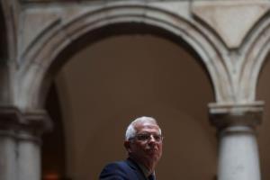 Ngoại trưởng Tây Ban Nha Josep Borrell.
