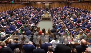 Các nghị sĩ tại cuộc họp Hạ viện Anh ở thủ đô London ngày 15/1/2019.
