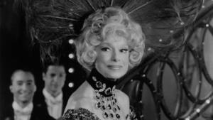 Huyền thoại sân khấu Broadway Carol Channing.