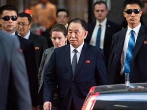 Phó Chủ tịch Ban chấp hành Trung ương Đảng Lao động Triều Tiên, ông Kim Yong-chol.