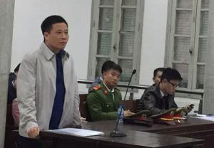 Bị án Hà Văn Thắm trả lời HĐXX.