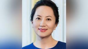 Phó chủ tịch kiêm Giám đốc tài chính tập đoàn viễn thông Trung Quốc Huawei Mạnh Vãn Chu.