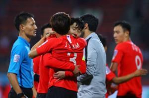 ĐT Hàn Quốc nhọc nhằn đánh bại ĐT Bahrain