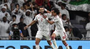 Chủ nhà UAE giành quyền vào bán kết sau chiến thắng tối thiểu trước đương kim vô địch Australia.