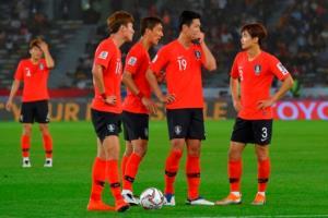 ĐT Hàn Quốc bất ngờ bị loại ở tứ kết Asian Cup