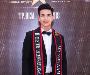 Trịnh Bảo sẽ đại diện Việt Nam dự thi Mr International 2019.