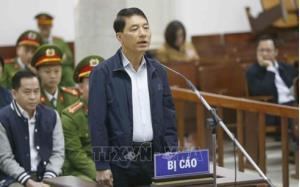 Bị cáo Trần Việt Tân.