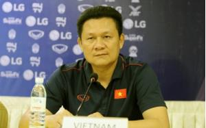 HLV Nguyễn Quốc Tuấn tự tin trước trận đấu với U22 Philippiens