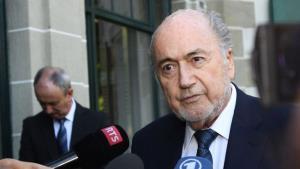 Ông Sepp Blatter.