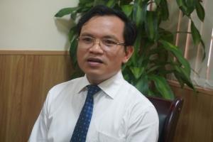Ông Mai Văn Trinh, Cục trưởng Cục Quản lý chất lượng (Bộ GD&ĐT).