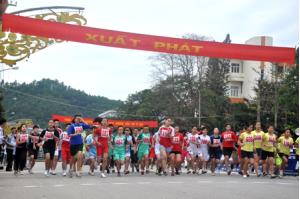 Các vận động viên tham gia nội dung nữ trẻ mùa giải 2017.