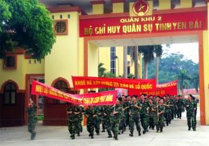 Cán bộ, chiến sỹ cơ quan và đơn vị Bộ CHQS tỉnh tham gia thể thao quân sự thế giới 2019