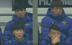 Công Phượng trên băng ghế dự bị của Incheon United