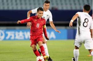 U23 Việt Nam sáng cửa giành ngôi đầu bảng K vòng loại, nếu tập trung đủ lực lượng tốt nhất.