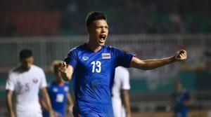 Supachai Jaided sẽ là tiền đạo đáng chú ý nhất của đội tuyển U23 Thái Lan tại vòng loại giải U23 châu Á sắp diễn ra