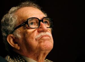 Cố nhà văn nổi tiếng người Colombia Gabriel Garcia Marquez.